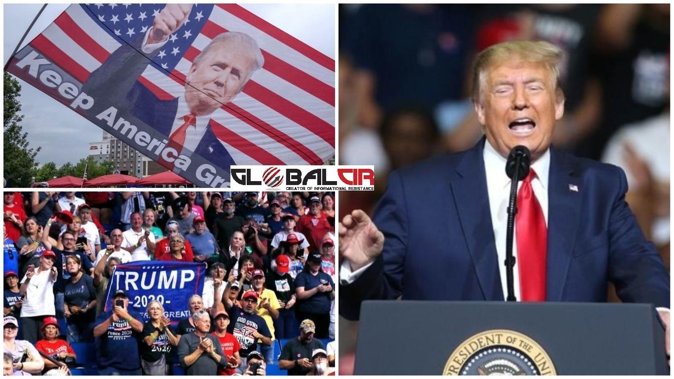 OVAJ PUT NA OTVORENOM: Predsjednik Tramp najavio novi predizborni skup