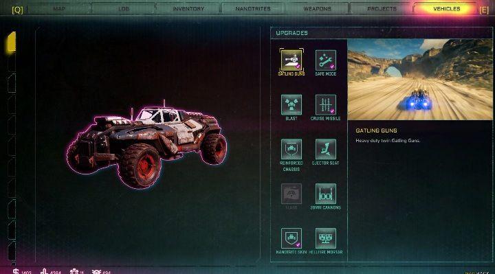 Rage 2 - всё о транспортных средствах