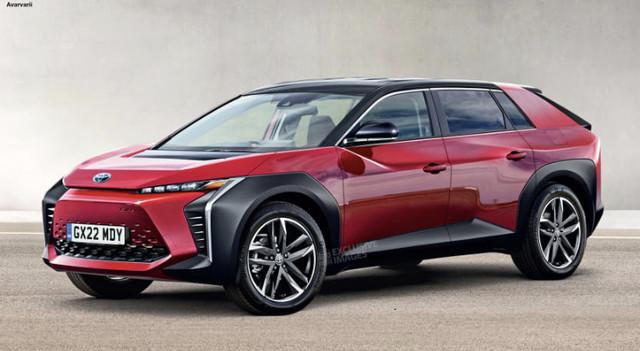 2021 - [Toyota] BZ4X CE5-EC44-A-3607-4-E5-F-BFF2-0785-AD4419-B3