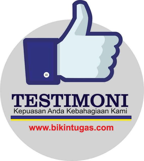 Testimoni-Bikintugas
