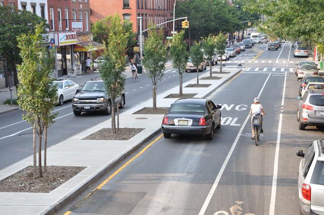 Conventional Bike Lane