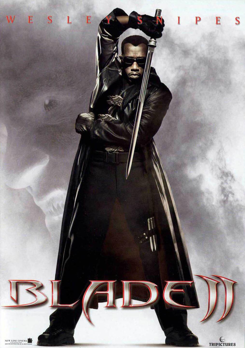 ბლეიდი 2 BLADE II