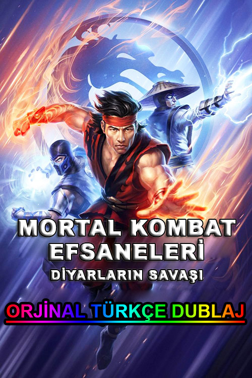 Mortal Kombat Efsaneleri: Diyarların Savaşı   2021   BDRip   XviD   Türkçe Dublaj   4K - 1080p - m720p - m1080p   BluRay   Dual   TR-EN   Tek Link