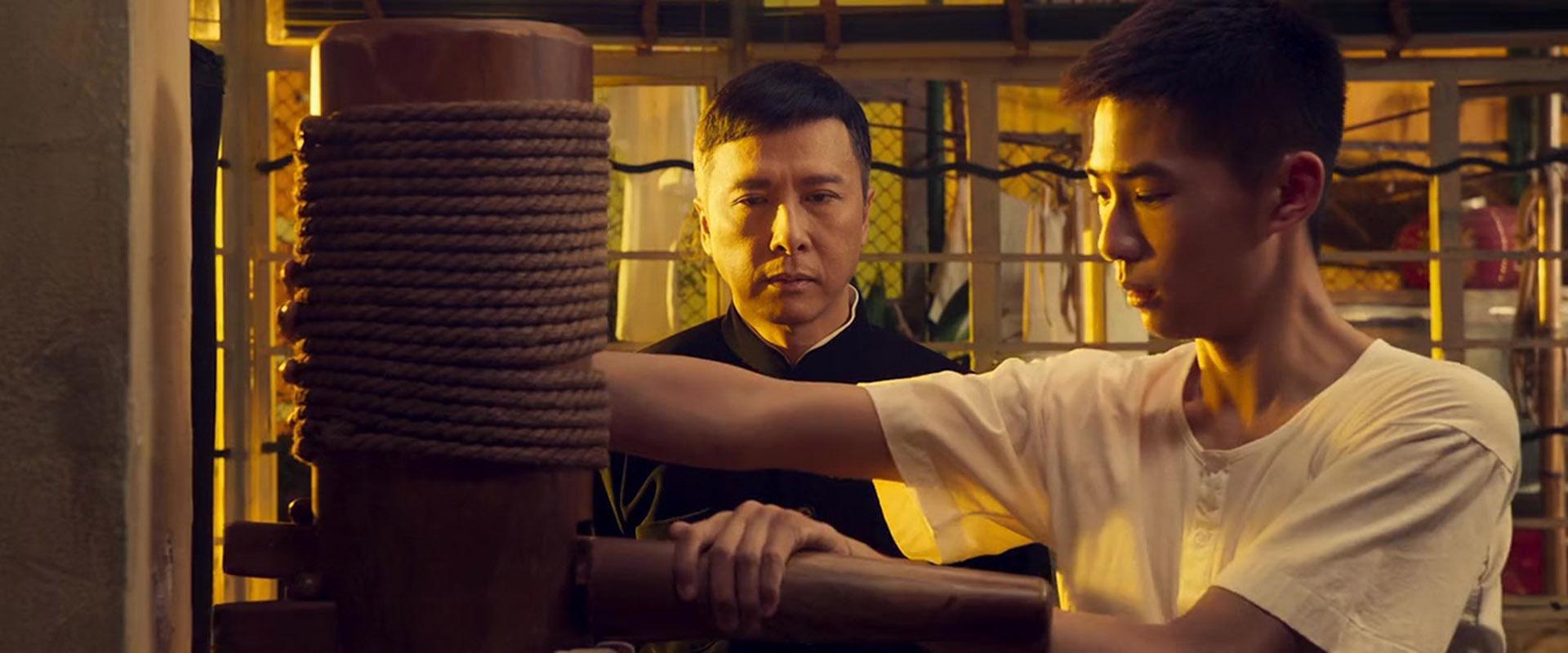 Ip Man 4: Final | 2020 | BDRip | XviD | Türkçe Dublaj | 4K - 1080p - m720p - m1080p | BluRay | Dual | TR-EN | Tek Link