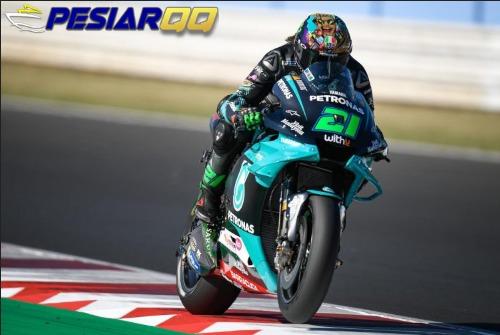Franco Morbidelli Menjadi yang Tercepat, Valentino Rossi Peringkat 10