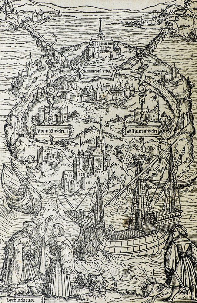 A Utopia de Thomas More