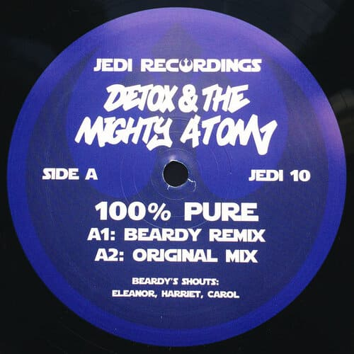 Download Detox & The Mighty Atom - 100% Pure / Waterworks! mp3
