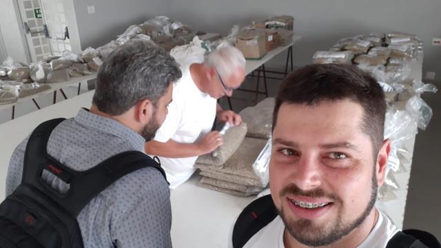 ATeG Café: produtores do Sul de Minas enviam amostras para o Cupping do SENAR MINAS