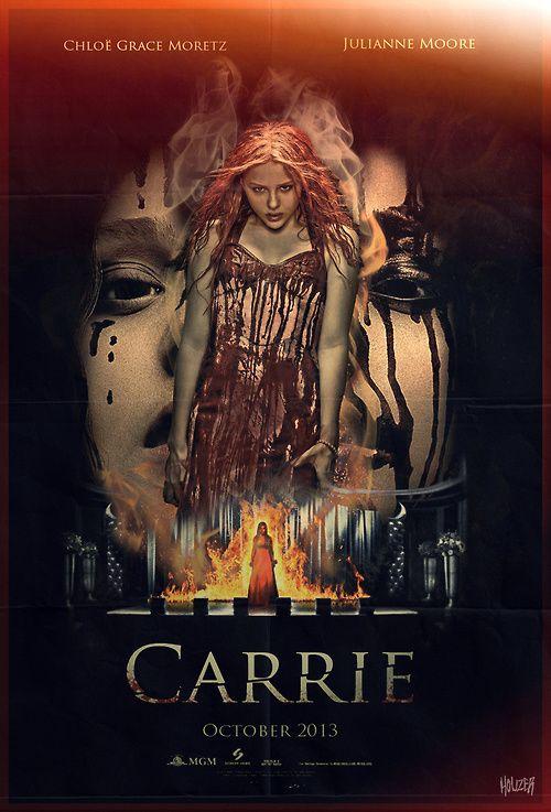 Carrie 2013 Dual Audio 720p BluRay x264 [Hindi – English] ESubs 900MB