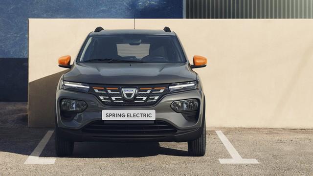 Nouvelle Dacia Spring Electric : La Révolution Électrique De Dacia 2020-Dacia-SPRING