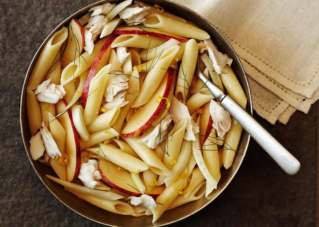 Салат из копченой рыбы «Итальянский»