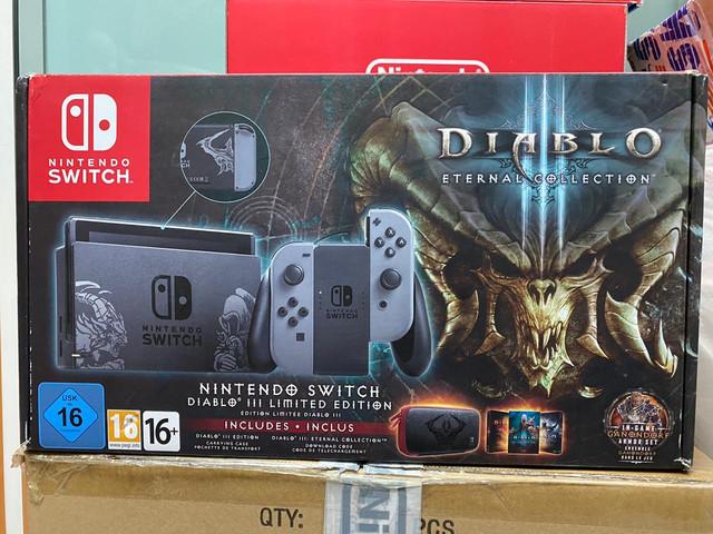 Les différents pack Switch Diablo-FR