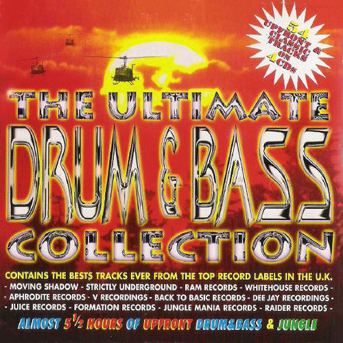 VA - The Ultimate Drum & Bass Collection 1995