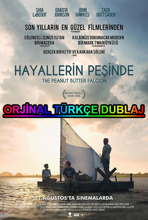 Hayallerin Peşinde | The Peanut Butter Falcon | 2020 | BDRip | XviD | Türkçe Dublaj | 1080p - m720p - m1080p | BluRay | Dual | TR-EN | Tek Link