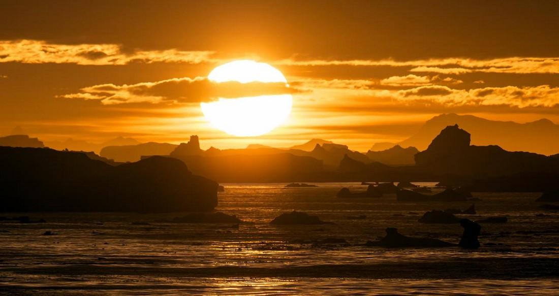 Невероятные факты о загадочной и суровой Антарктиде