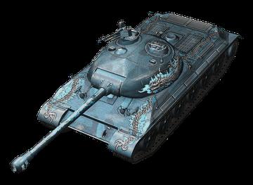Премиум танк 112 Ледяной World of Tanks Blitz