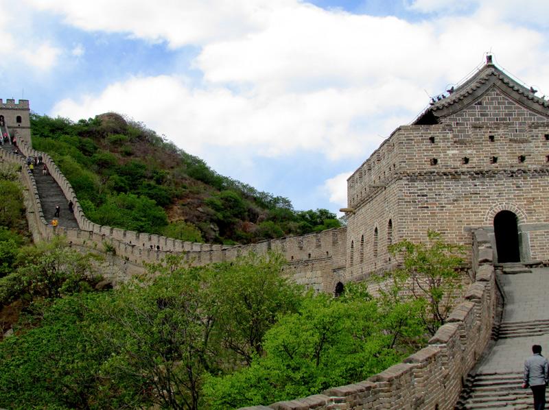 Места Китая, закрытые от посторонних