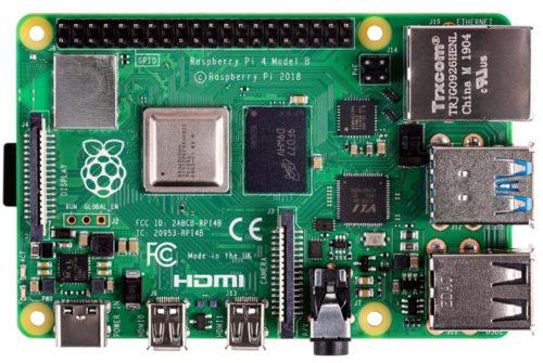 Raspberry PI 4: un computer da 35$