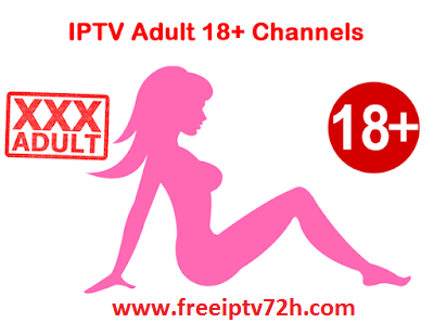 NOVA LISTA IPTV ADULTA 100% FUNCIONAL (+18) Free-iptv-m3u-adult-channels-list-updated