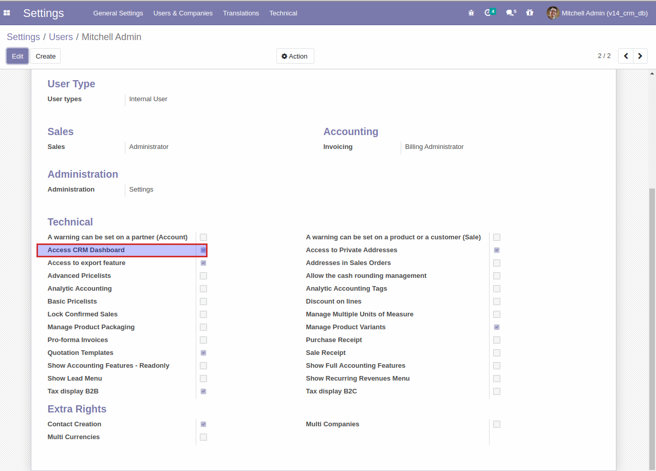 CRM dashboard in odoo, Dynamic odoo CRM dashboard