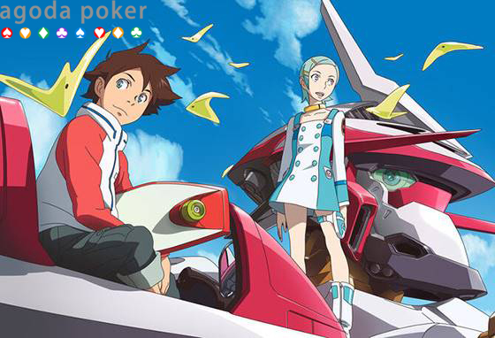 27 Anime Mecha Terbaik Sepanjang Masa, Keren Abis!