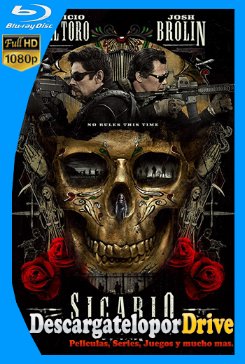 Sicario: Día del soldado (2018) [1080p] [Latino] [1 Link] [GDrive] [MEGA]