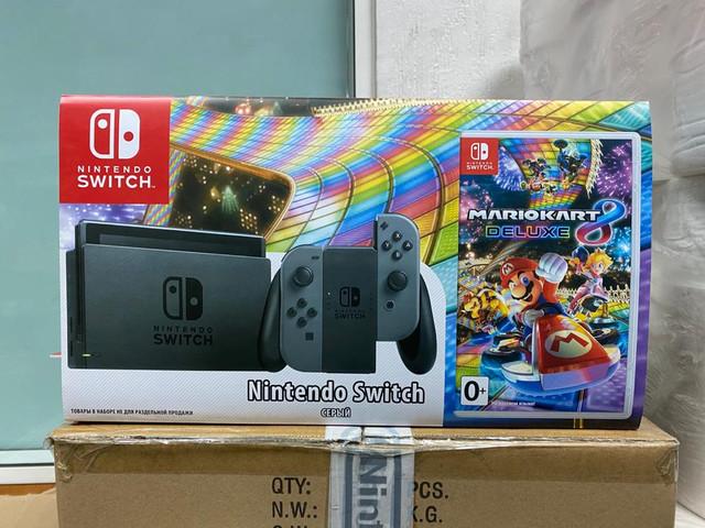 Les différents pack Switch MK8-gris