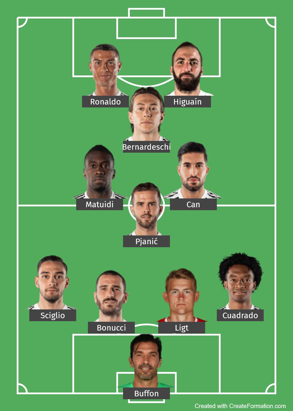 Juventus - Sassuolo 2019.12.01 12:30 Digi1 - Page 2 Formation-2019-11-30-20-23-41