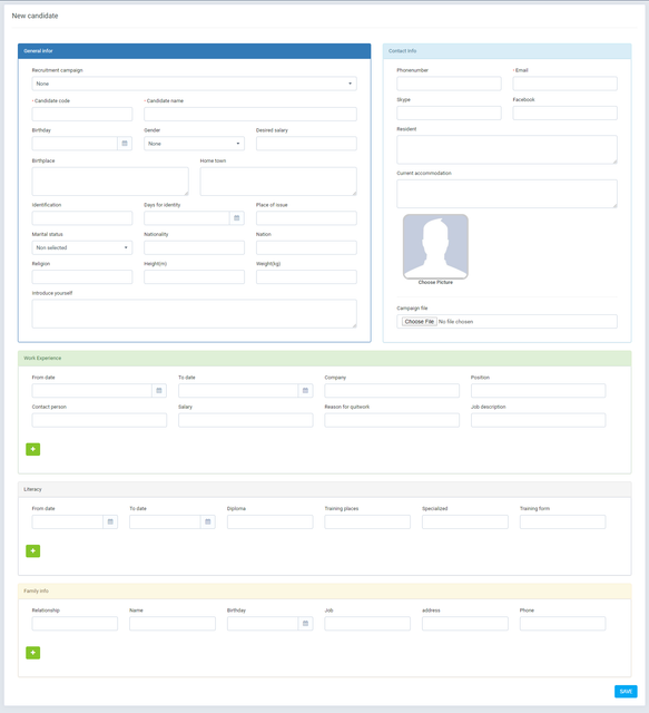 Recruitment Module for Perfex CRM - 10