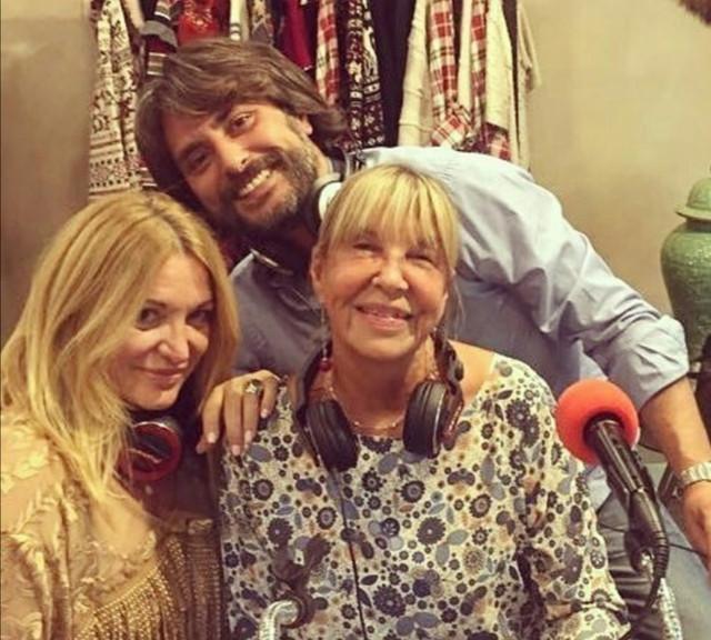 Moreno-Amantini-con-Susanna-Vianello-e-la-mamma-Wilma-Goich