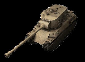 Премиум танк M6A2E1 EXP World of Tanks Blitz