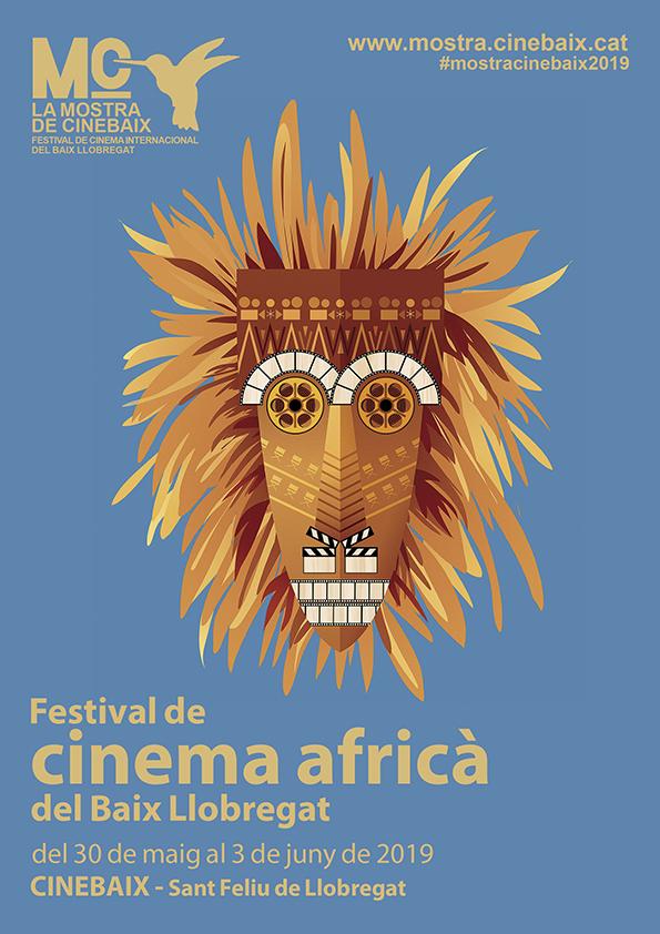 Cartell Mostra de Cinema Africà 2019