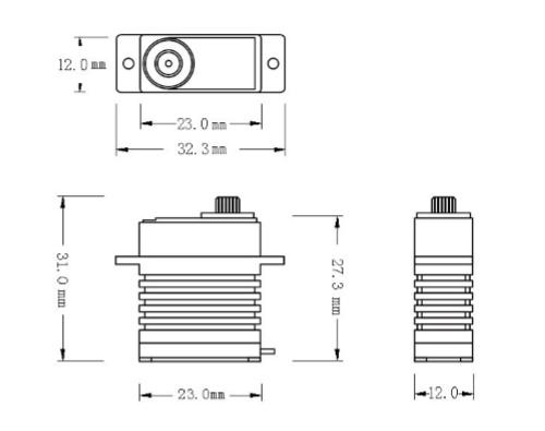 Servo-High-Voltage-Power-HD-HD-D-04-H-dimensioni