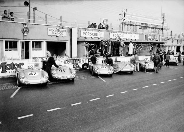 Il y a 50 ans, Porsche a remporté sa première victoire au classement général au 24 Heures du Mans S20-1754-fine