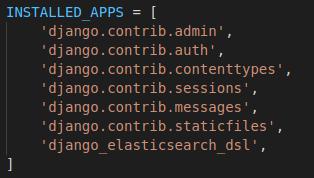 Elasticsearch 101 — L'utiliser avec le framework Django 5 - Webpick