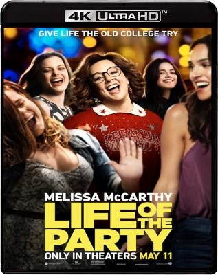 Life of the Party - Una mamma al college (2018) .mkv 4K ITA/ENG WEBRip 2160p HDR10 ITA AC3 5.1 - ENG DTS-HD MA + AC3 5.1 - Sub