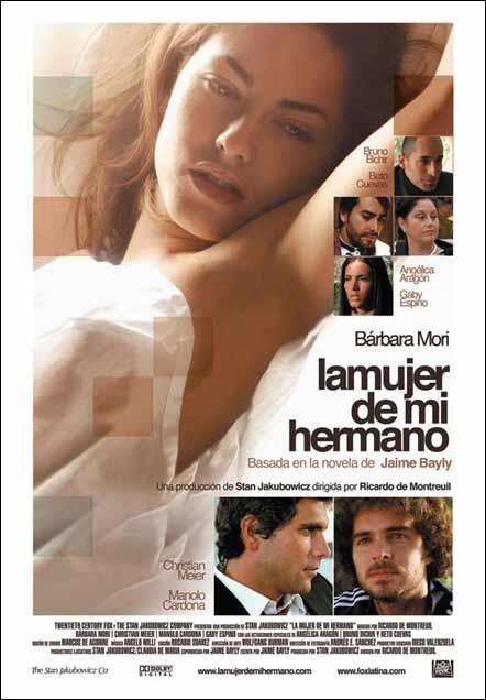 18+ La mujer de mi hermano 2005 Dual Audio 720p UNCUT WEB-DL [Hindi – Spanish] Esub