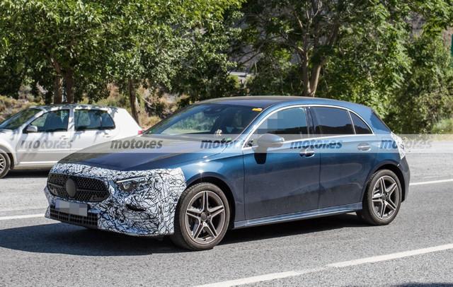 2022 - [Mercedes-Benz] Classe A restylée  5-EDFF84-B-0011-4-DBA-9-BB6-3198824-A458-A
