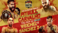 Bellator 252 Pitbull vs. Carvalho (12 Nov 2020) Full Show Online