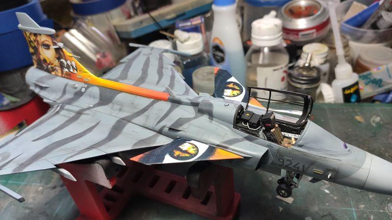 """MT: Jas-39C Gripen """"Wild Tiger"""" NTM 2017 Kitty Hawk 1/48 IMG-20200209-193814"""