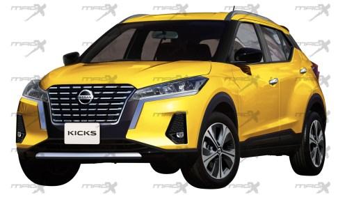 2021 Nissan Kicks Facelift 10