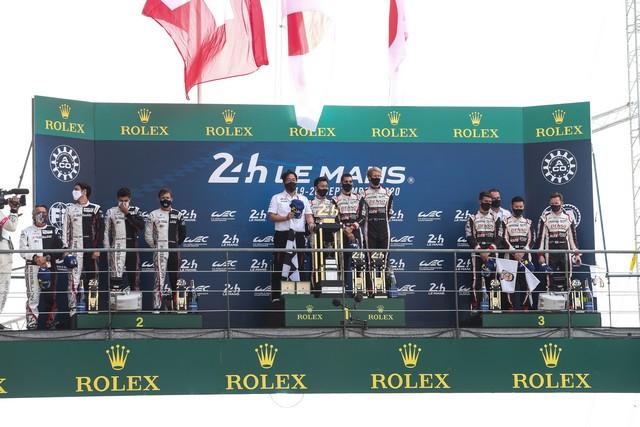 Retour en images sur un week-end exceptionnel pour TOYOTA GAZOO Racing qui remporte les 24 Heures du Mans et le Rallye de Turquie  Wec-2019-2020-rd-420-2