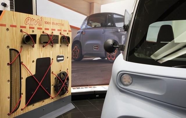 AMI - 100% Ëlectric Arrive Dans Le Réseau Citroën Ami-100-Alectric-Fnac-03