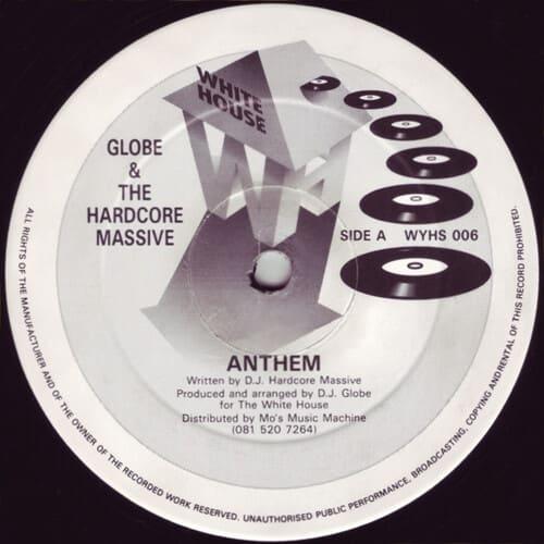 Download Globe & The Hardcore Massive - Anthem / Gone mp3