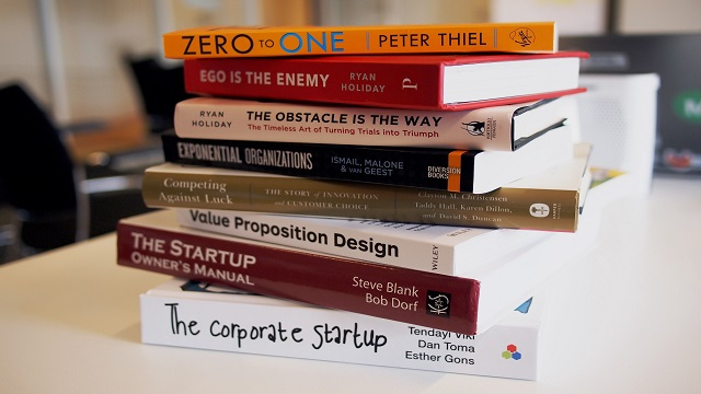 The Best Books Your Startup Needs
