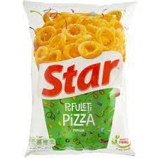 Pufuleti Star pizza 90g