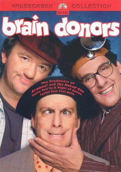 Czacha dymi / Brain Donors (1992) PL.AC3.DVDRip.XviD-GR4PE / Lektor PL