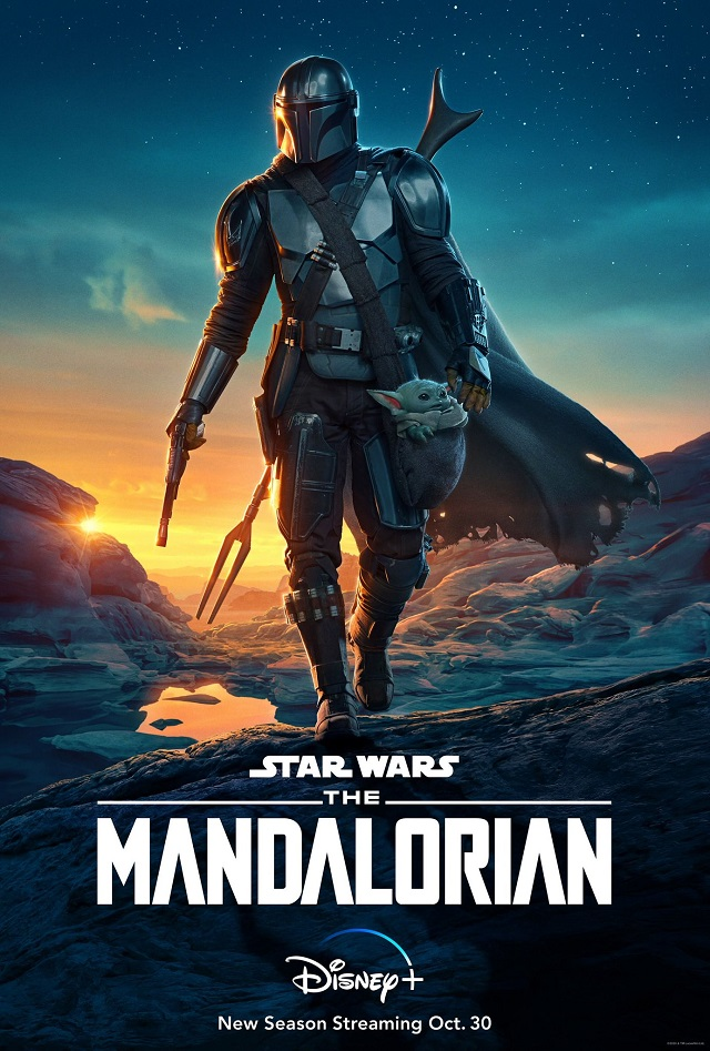 The Mandalorian Season 2 - Poster