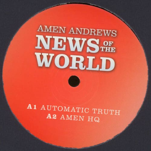 Download Amen Andrews - News Of The World EP mp3