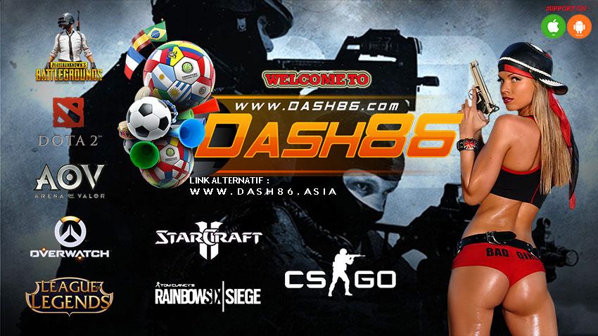 Promo dash86